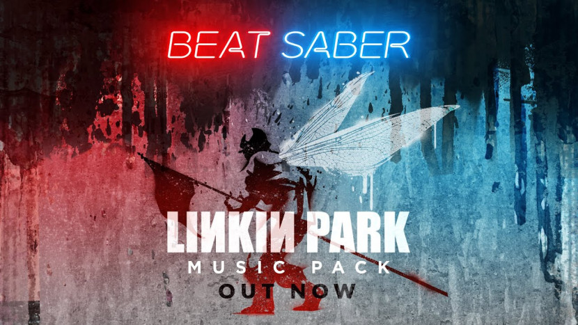 Linkin Park Music Pack nu beschikbaar voor Beat Saber