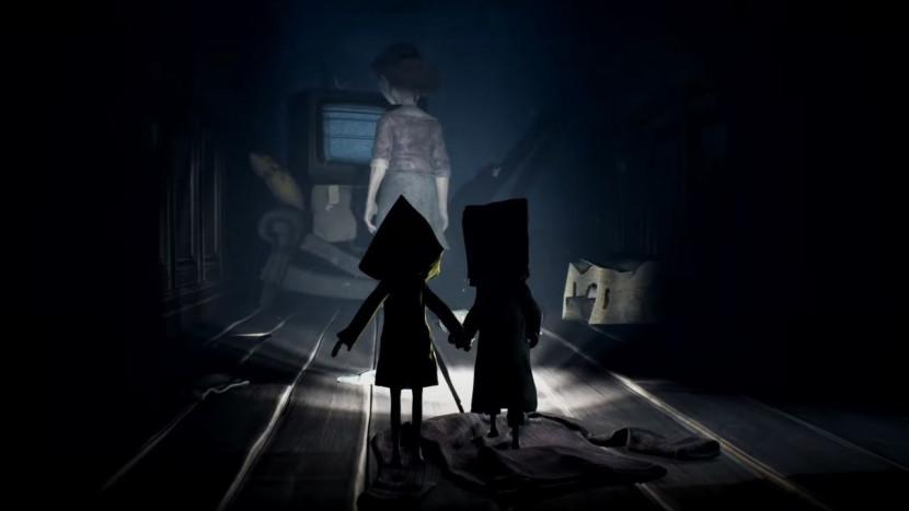 Little Nightmares II toont griezelige gameplay