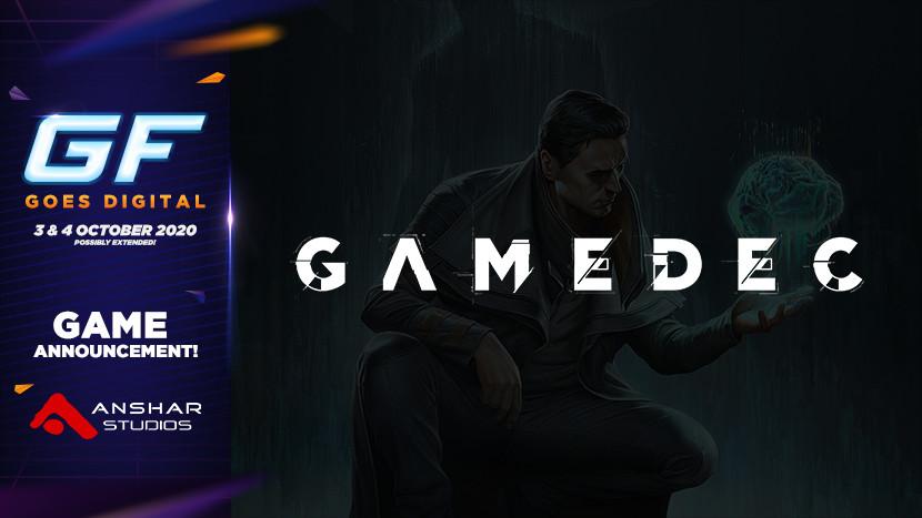 Los misdaden op in Gamedec tijdens GameForce Goes Digital