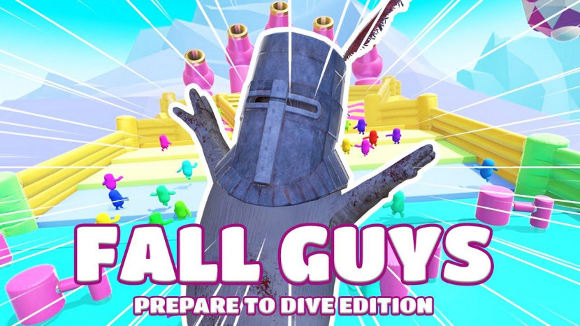 Maak kennis met Fall Guys: Prepare to Dive Edition