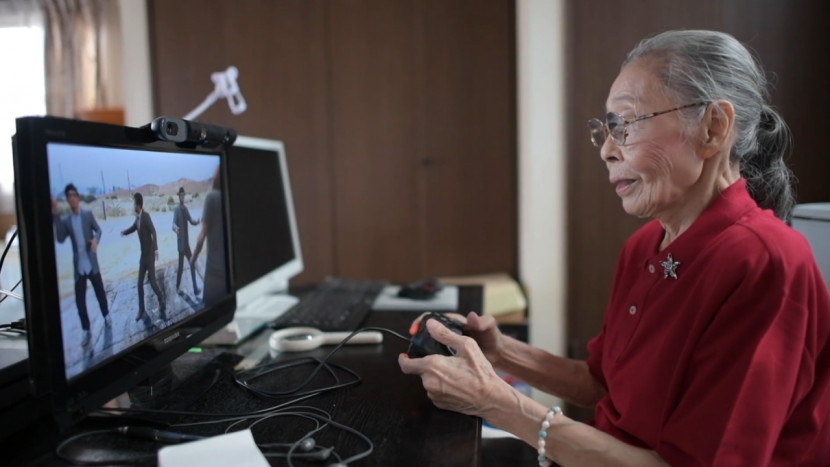 Maak kennis met Hamako Mori, de oudste gamer op YouTube