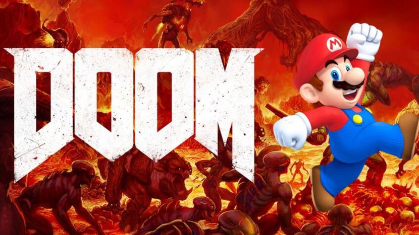 Maak kennis met Super Doom 64