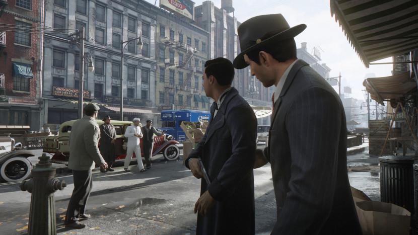 Mafia: Definitive Edition toont flinke portie gameplay