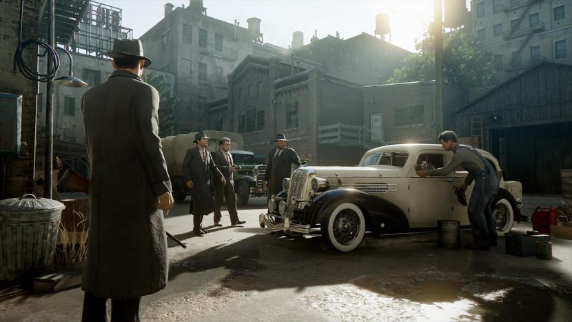 Mafia: Trilogy NU beschikbaar