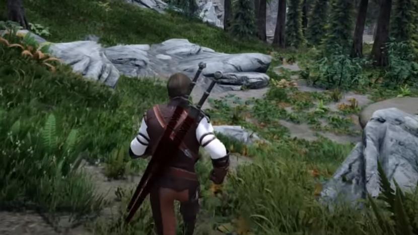 Met deze 11 mods tover je Skyrim om in The Witcher