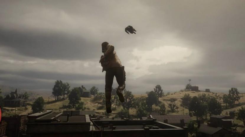 Met deze mod word je een super cowboy in Red Dead Redemption 2