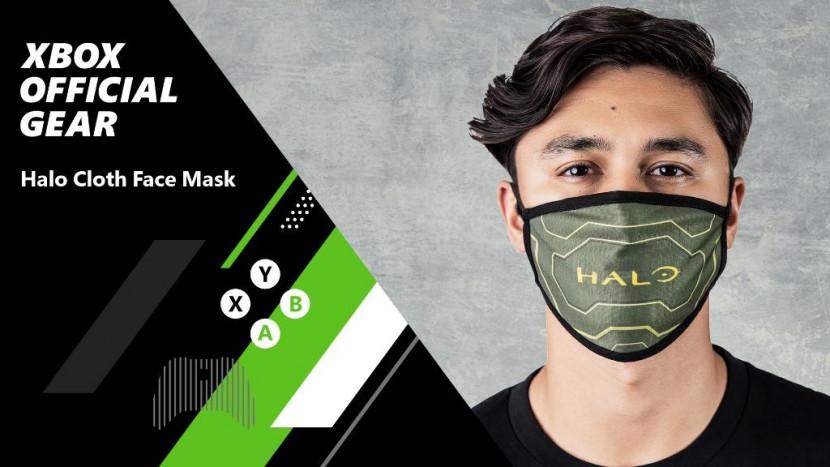 Met dit Halo-mondmasker steun je het goede doel