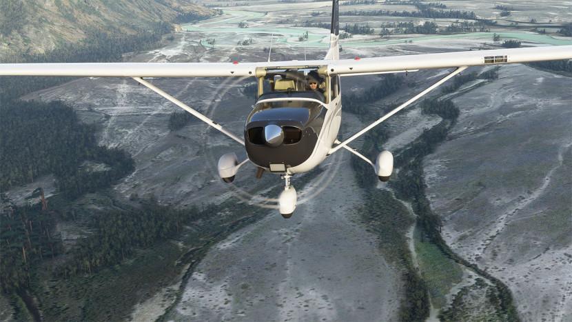 Microsoft Flight Simulator verschijnt 18 augustus