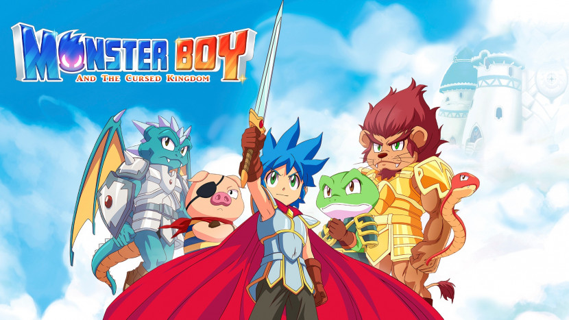 Monster Boy and the Cursed Kingdom komt (gratis) naar next-gen