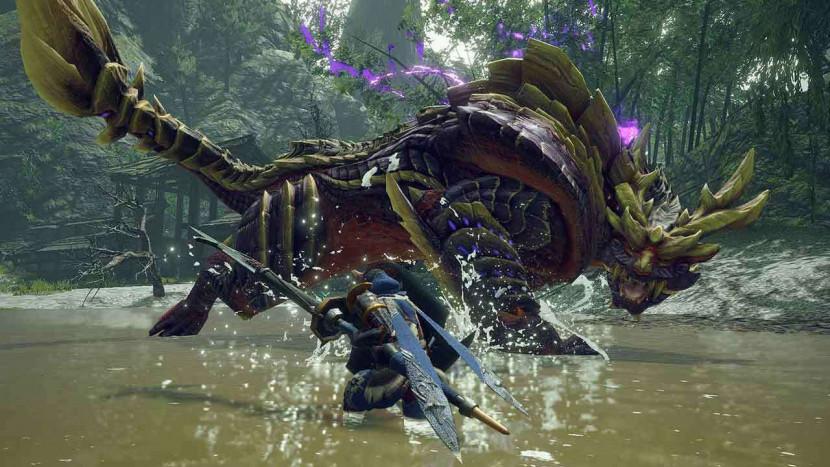 Monster Hunter Rise dropt zes minuten gameplay