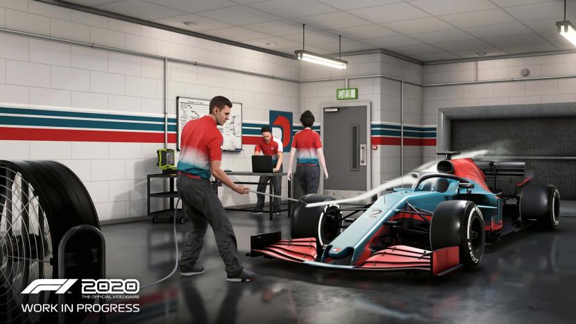 MyTeam, schoon team in F1 2020