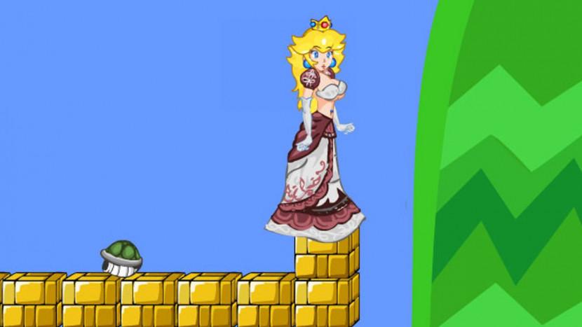 Na 8 jaar haalt Nintendo eindelijk Princess Peach seksgame offline