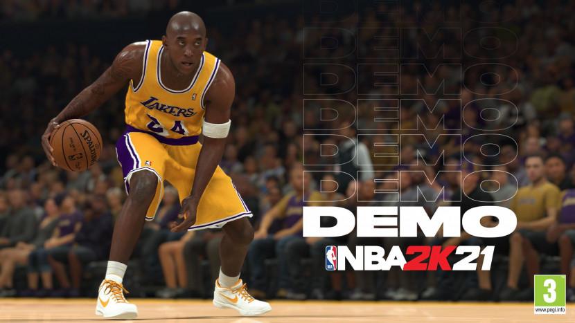 NBA 2K21 krijgt demo op 24 augustus