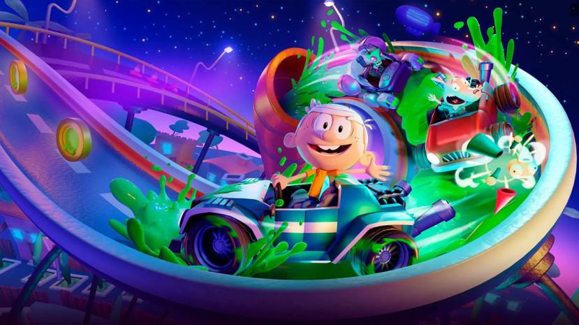 Nickelodeon Kart Racers 2: Grand Prix aangekondigd