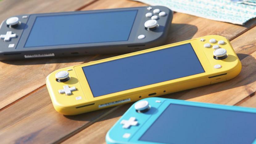 """Nieuwe, betere Nintendo Switch console in 2021"""