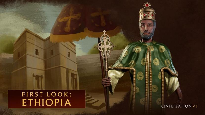 Nieuwe game mode in Ethiopia Pack voor Civilization VI