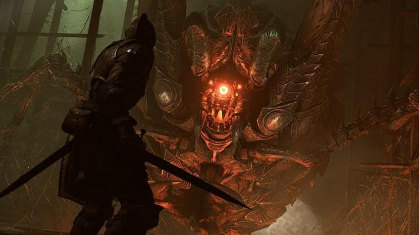Nieuwe gameplay van Demon's Souls voor PS5 ziet er weer erg goed uit