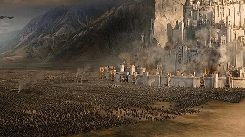 Nieuwe Lord of the Rings strategy game aangekondigd