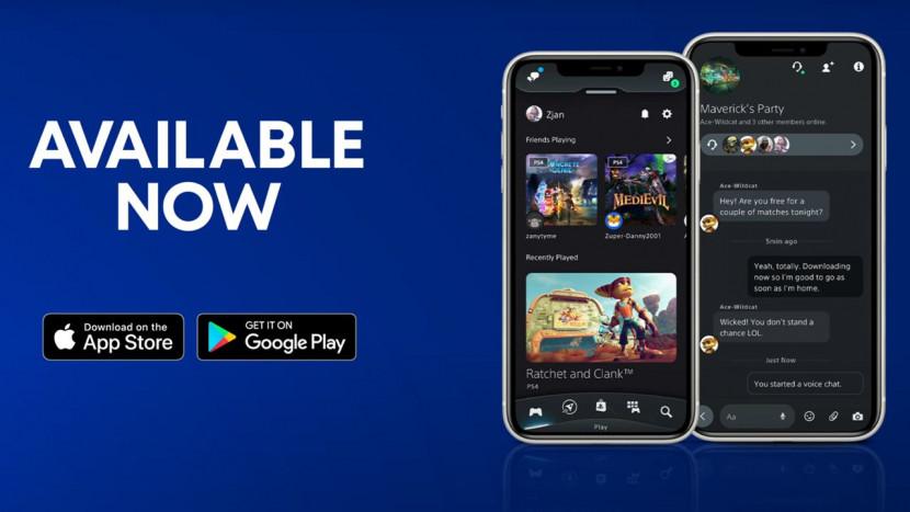 Nieuwe PlayStation app voorgesteld, nu te downloaden
