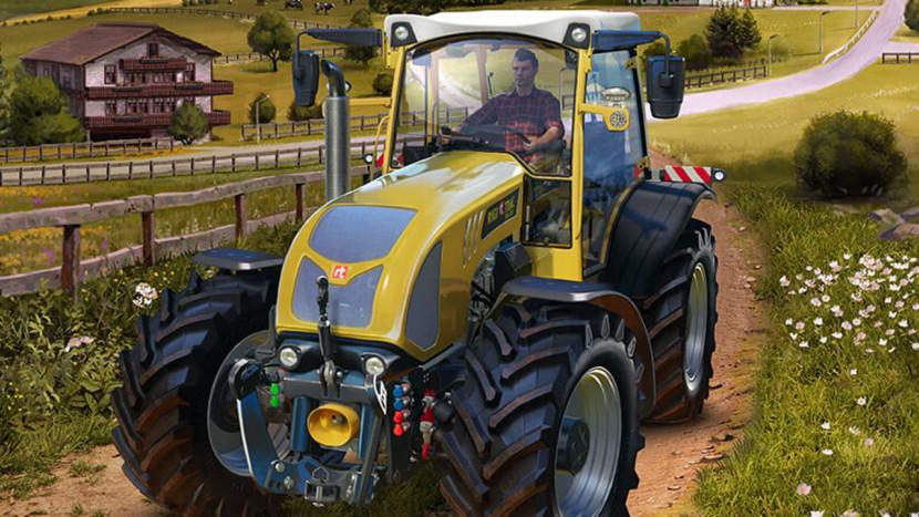 Nieuwe uitbreiding Farming Simulator 19 trekt de bergen in