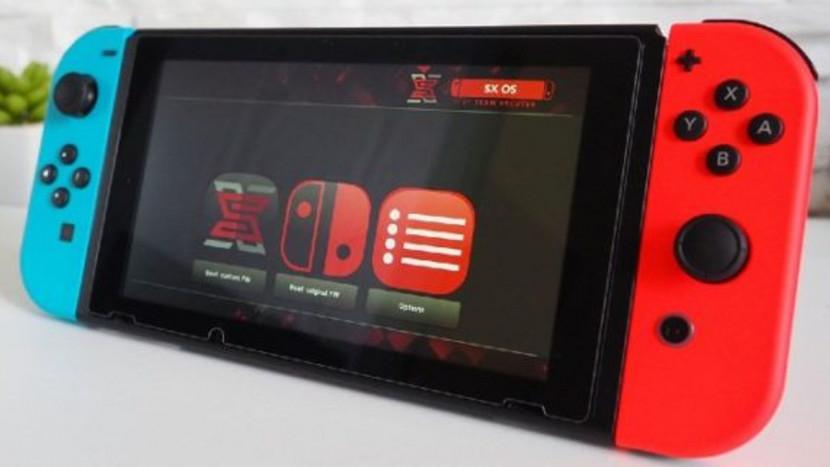 Nintendo start rechtszaken tegen Switch hackers