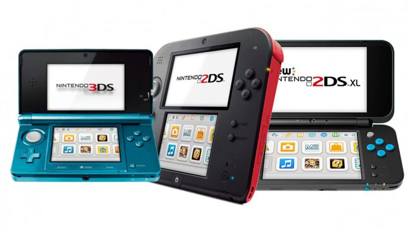 Nintendo stopt met productie van 3DS