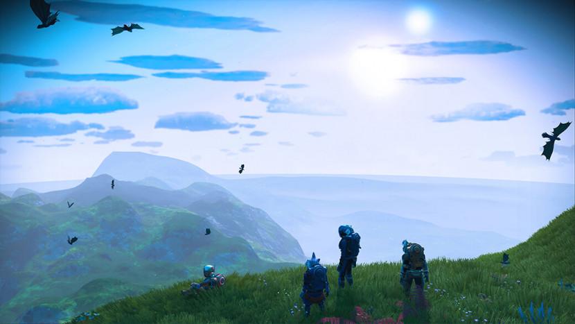 No Man's Sky stelt grote Origins update voor