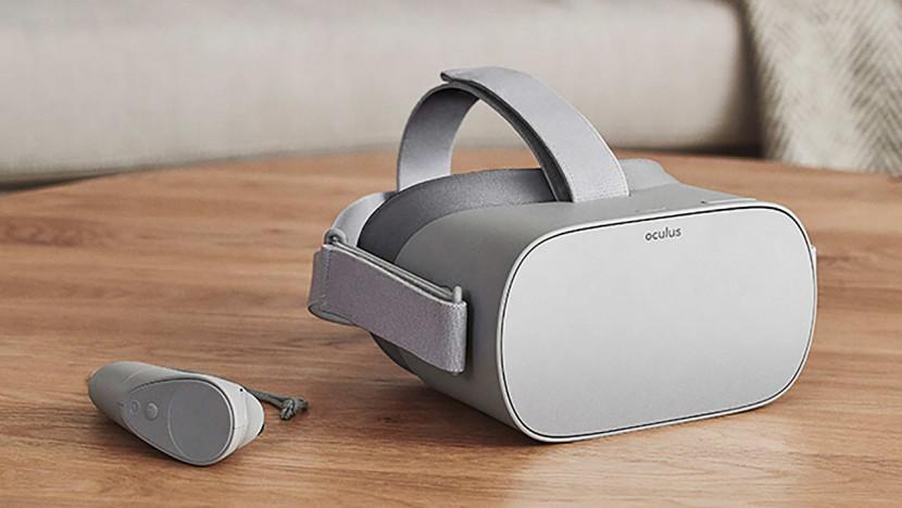 Oculus GO houdt er dit jaar mee op