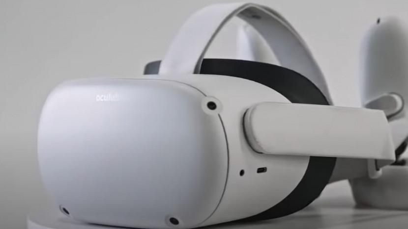 Oeps: Facebook heeft zelf de Oculus Quest 2 gelekt