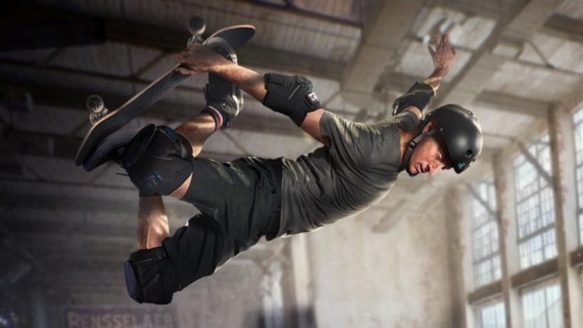 Officieel: Tony Hawk's Pro Skater 1 en 2 komen weer tot leven