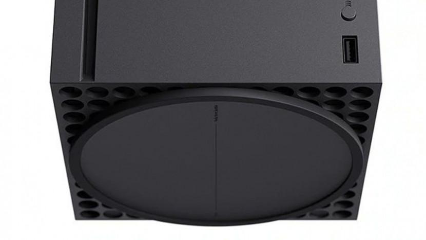Onderkant van Xbox Series X onthuld, stand kan niet verwijderd worden