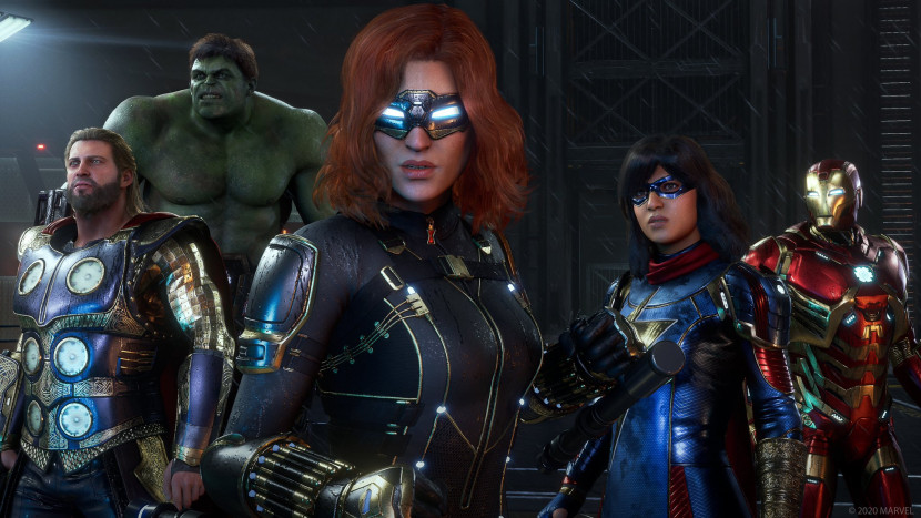 Ongelukkige tweet Marvel's Avengers game snel weggehaald