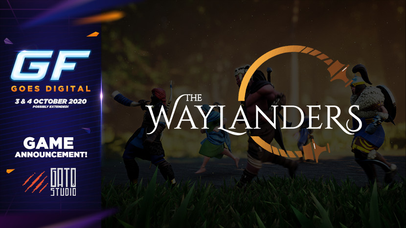 Ontdek The Waylanders tijdens GameForce Goes Digital
