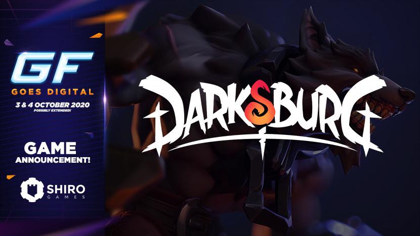 Overleef de middeleeuwen in Darksburg tijdens GameForce Goes Digital
