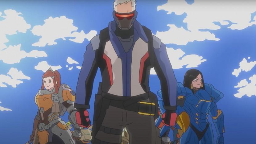 Overwatch anime opening smaakt naar meer