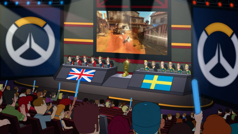 Overwatch staat centraal in nieuwe aflevering van American Dad