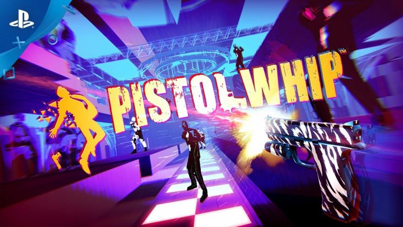 Pistol Whip knalt volgende maand naar PS VR
