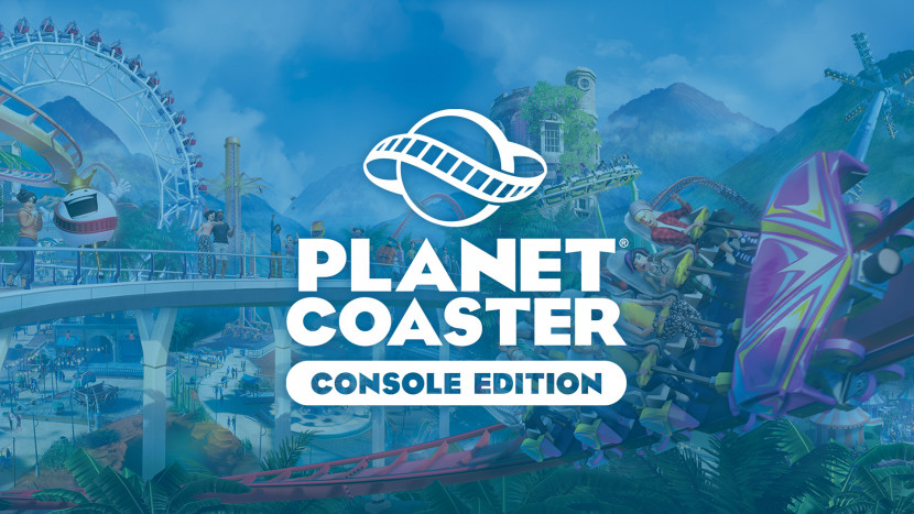 Planet Coaster: Console Edition ook naar PS5 en Xbox Series X