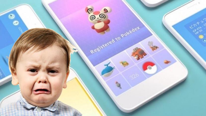 Pokémon GO in toekomst niet meer speelbaar op oudere Android-toestellen