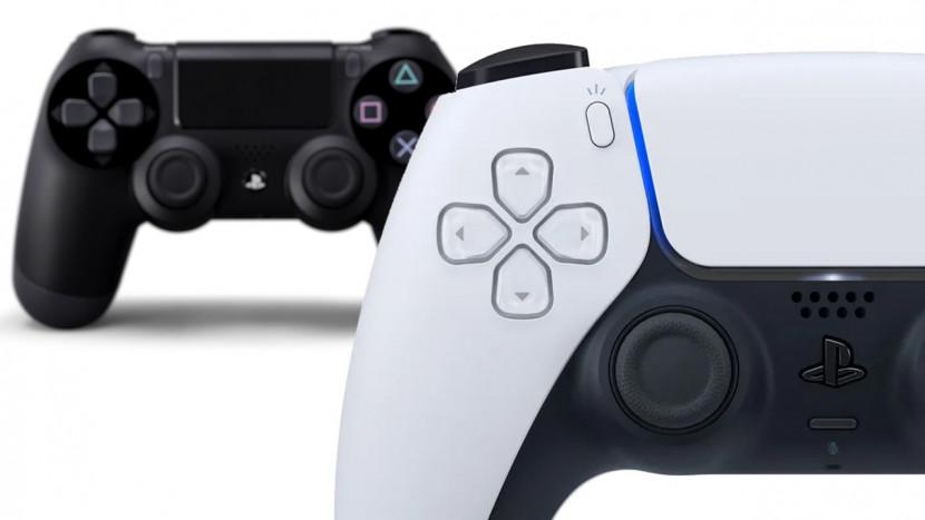 PS4 controllers werken met PS5, maar niet met PS5 games