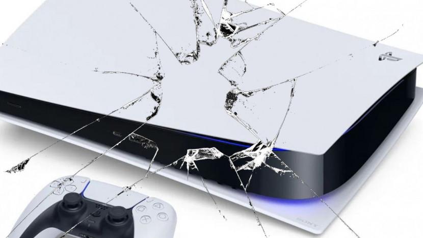 """PS5 console """"100% dood"""" door probleem met externe HDD"""
