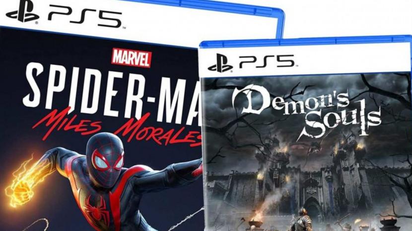 PS5 games van Sony kosten tot wel 80 euro