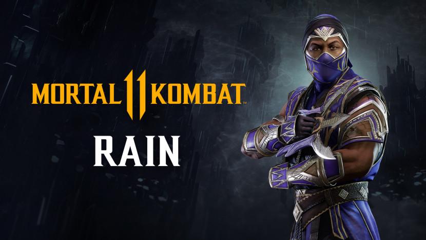 Rain keert terug in Mortal Kombat 11