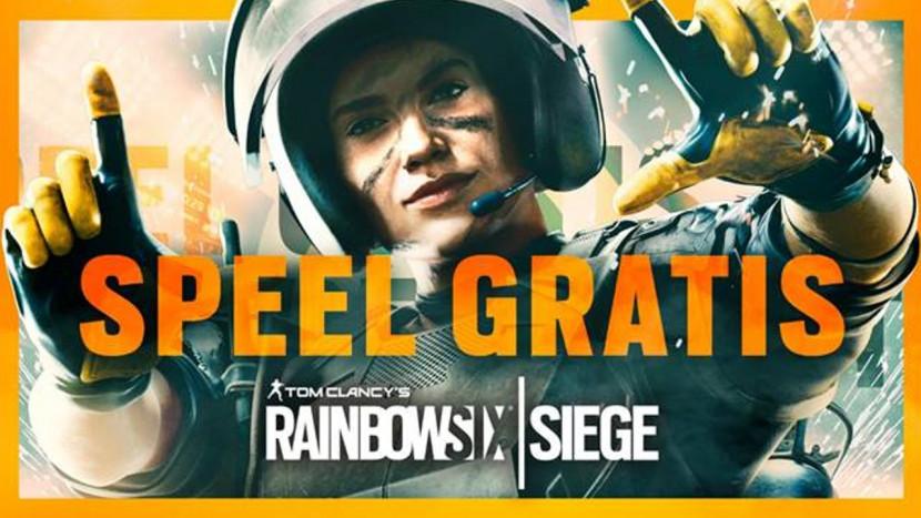 Rainbow Six Siege dit weekend gratis te spelen