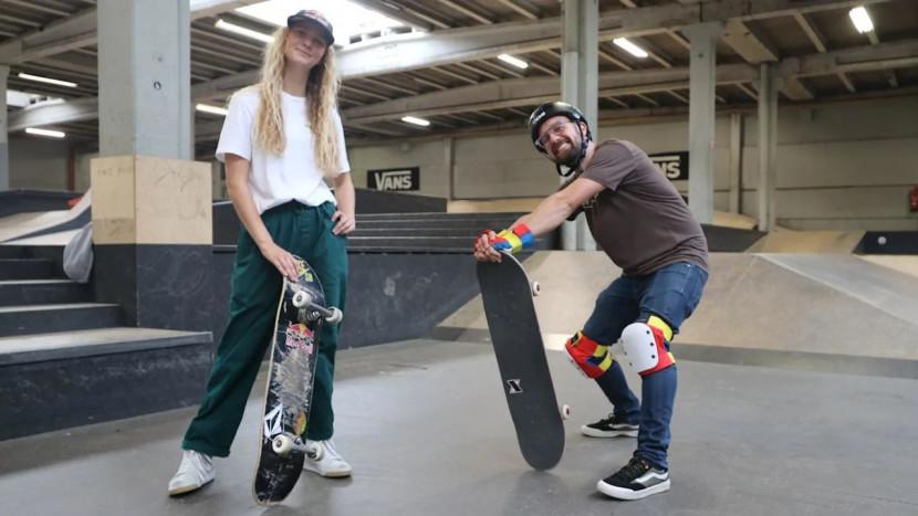Red Bull Cheat Code #12 | Tony Hawk's Pro Skater in het écht