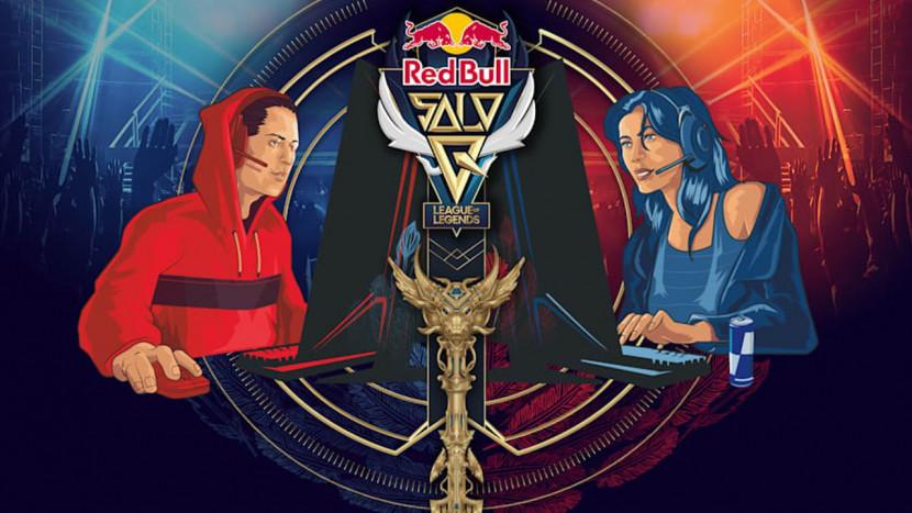 Red Bull organiseert groot 1v1 League of Legends toernooi