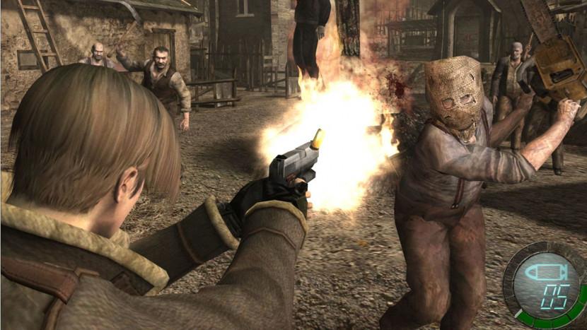 Resident Evil 4 VR, Resident Evil Village Online en meer gelekt?