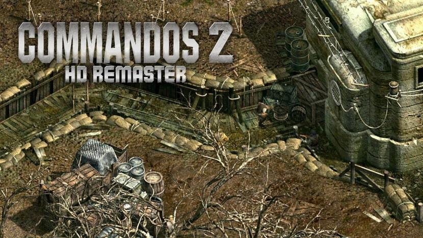 REVIEW | Commandos 2: HD Remaster voldoet niet aan de verwachtingen
