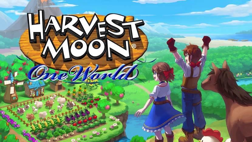 REVIEW | Harvest Moon: One World is bijzonder flauw afkooksel