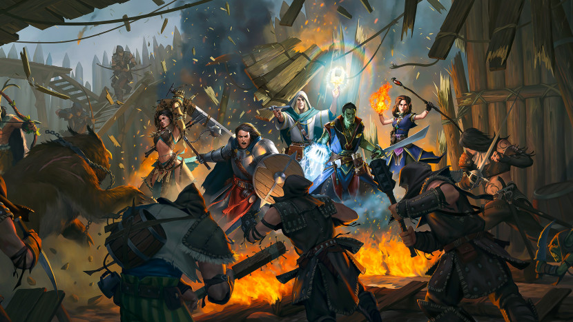 REVIEW | Pathfinder: Kingmaker Definitive Edition rolt geen natural 20